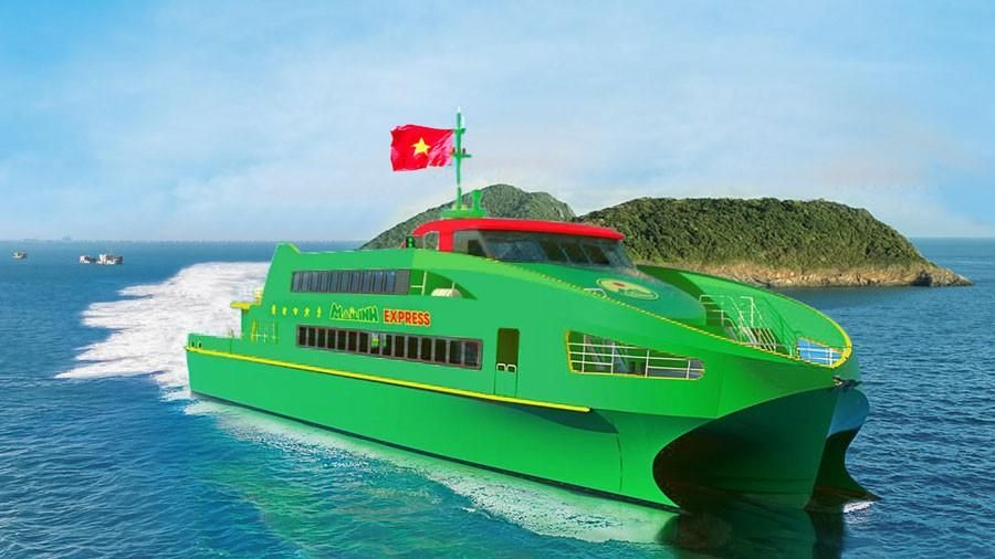 Tập đoàn Mai Linh khai trương tàu cao tốc 5 sao tuyến Cần Thơ – Côn Đảo