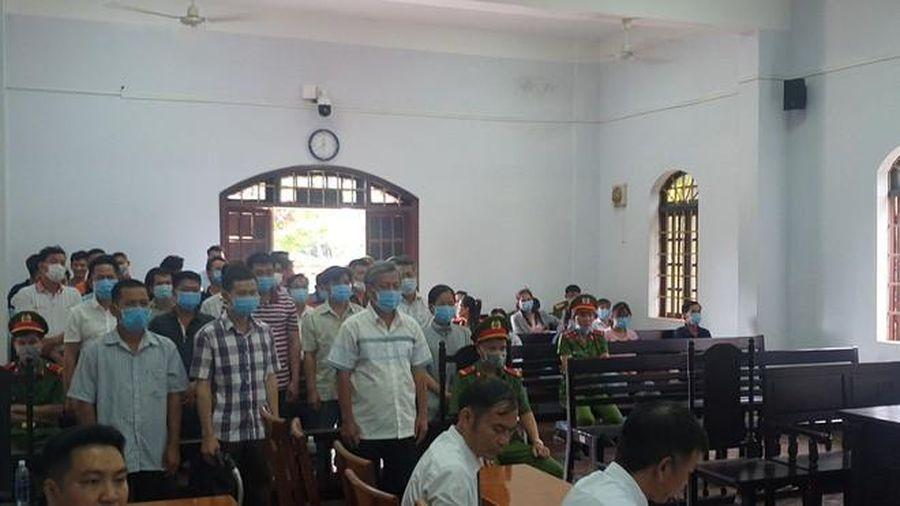 Trả hồ sơ vụ xăng giả của 'đại gia' Trịnh Sướng và 38 bị cáo