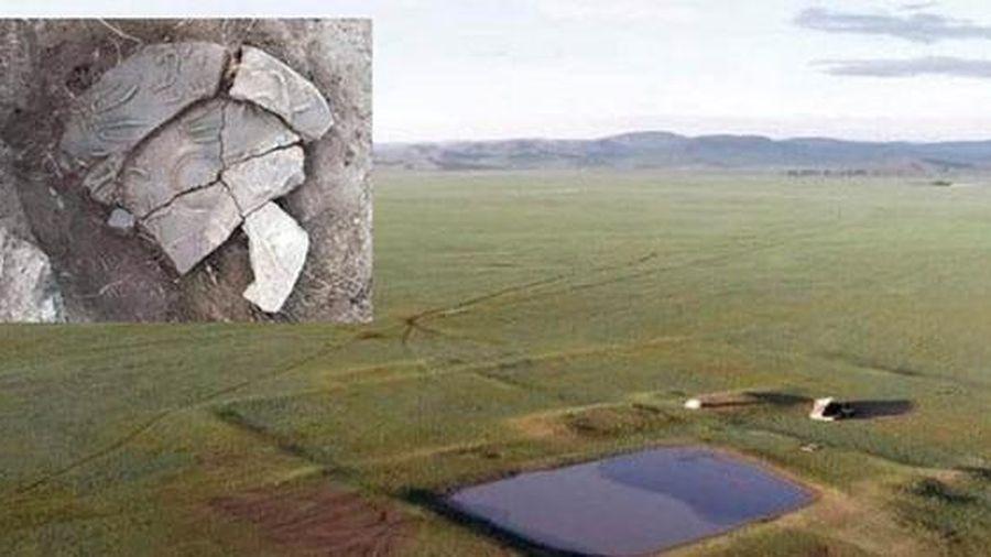 Tìm thấy đế đô thất lạc của người Hung Nô