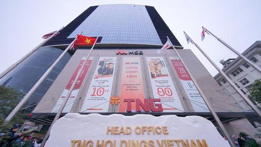 TNG Holdings VietNam – 25 năm xây dựng và trưởng thành