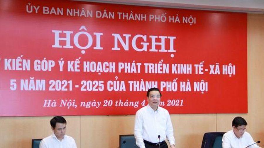 Chủ tịch Hà Nội: Phải thực hiện bằng được việc cải tạo chung cư cũ