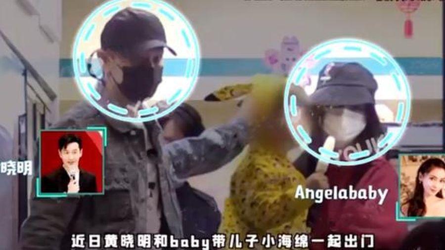 Showbiz 20/4: Huỳnh Hiểu Minh và Angelababy bất ngờ xuất hiện bên nhau