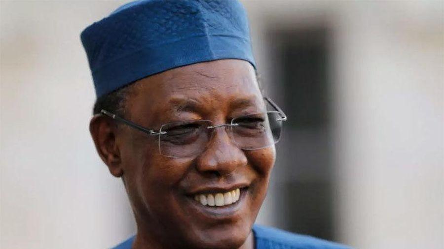 Tổng thống Cộng hòa Chad qua đời vì bị thương trên chiến trường