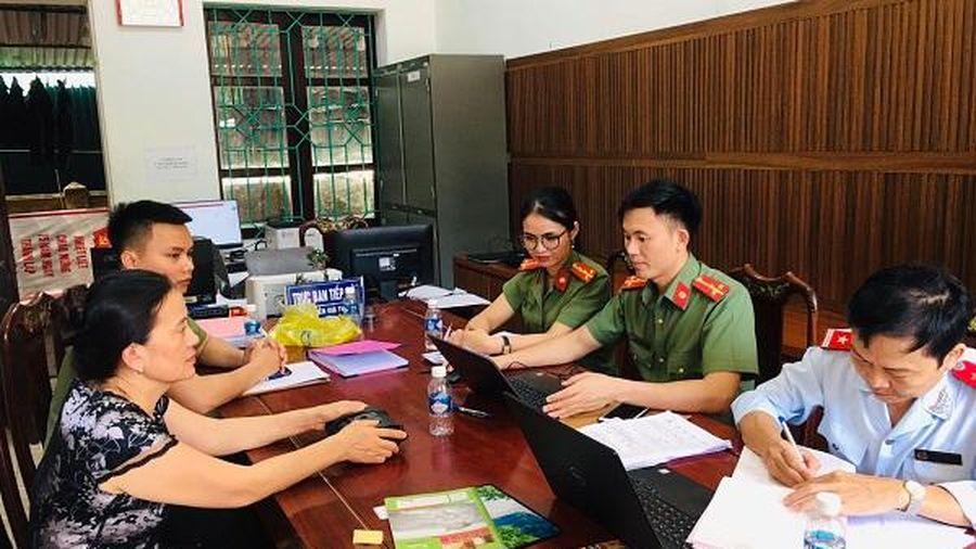 Người phụ nữ bị xử phạt vì phao tin sai sự thật về bệnh viêm màng não ở Hà Tĩnh