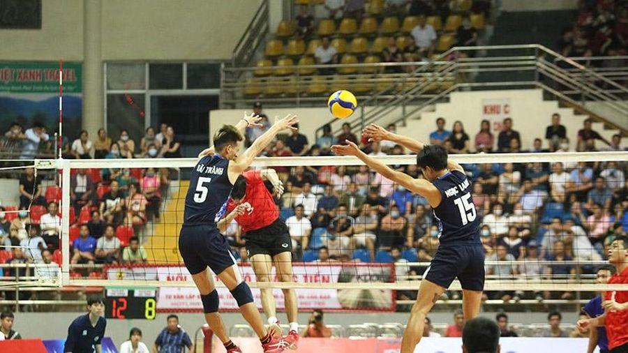 Hà Tĩnh tuột giải ba Cúp Hùng Vương 2021 trước Thể Công