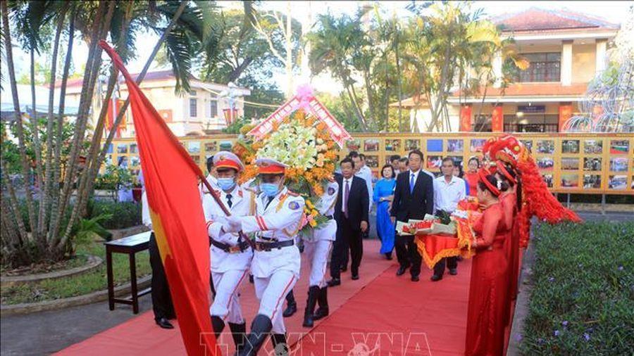 Vĩnh Long tổ chức trang trọng Lễ giỗ Quốc Tổ Hùng Vương