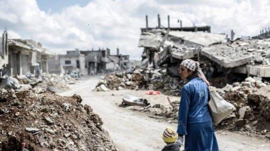 Bất ngờ bị đánh úp tận hang ổ, IS chết như ngả rạ dưới đòn 'thù' của Nga ở Syria