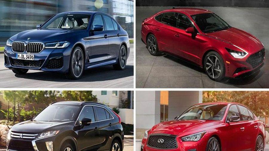 Các mẫu ôtô mất giá ra sao sau 1 năm sử dụng?