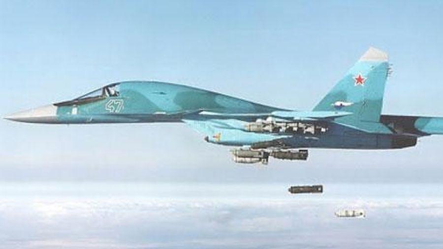 Nga nâng cấp hệ thống, cải thiện hiệu suất chiến đấu của máy bay Su-34