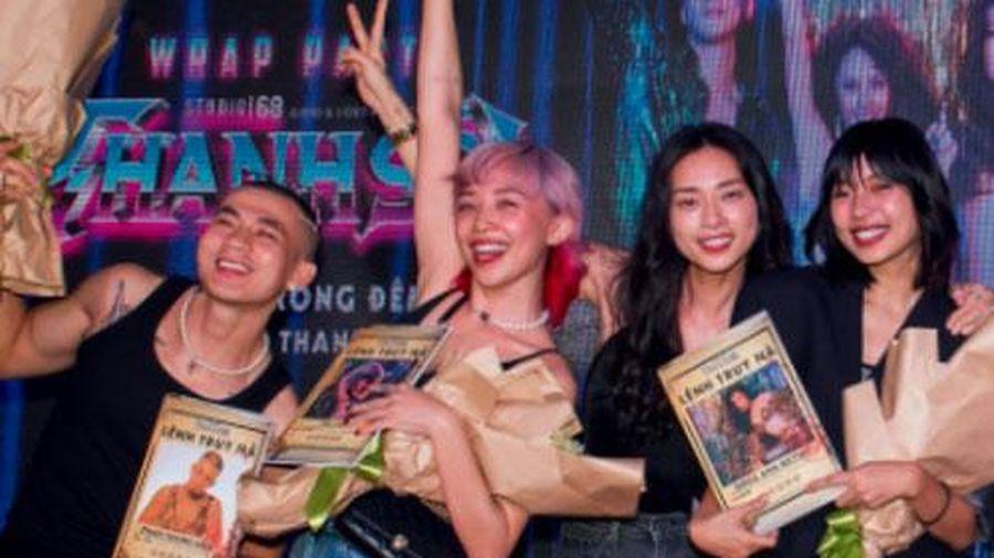 Ngô Thanh Vân mở tiệc mừng đóng máy 'Thanh Sói' sau hành trình quay kỷ lục