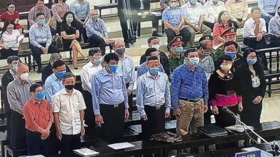 Nguyên Tổng Giám đốc Công ty cổ phần gang thép Thái Nguyên nhận mức án 9 năm 6 tháng tù