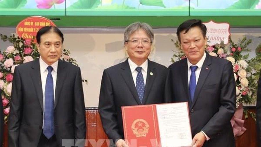 Bệnh viện Hữu nghị Việt Đức tiếp tục được công nhận là bệnh viện hạng đặc biệt