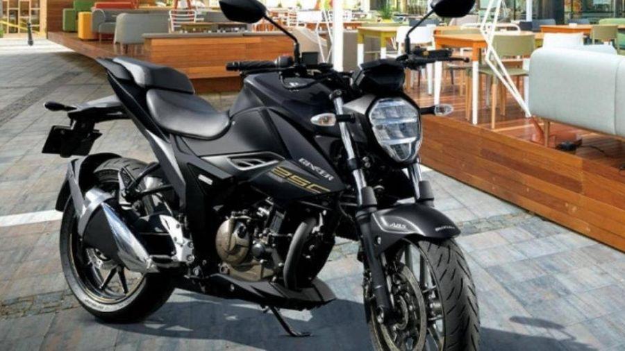 Mô tô Suzuki Gixxer 250 2021 ra mắt, giá 92 triệu đồng