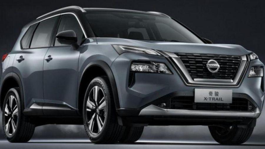 Nissan X-Trail 2021 ra mắt, lưới tản nhiệt chữ V lớn nổi bật
