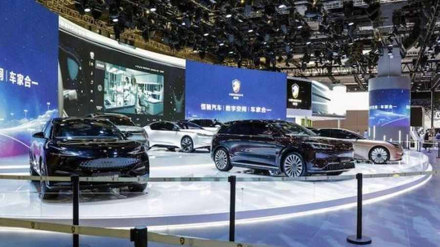 Được định giá gần 90 tỷ USD, gã khổng lồ xe điện Trung Quốc vẫn chưa bán một chiếc xe nào