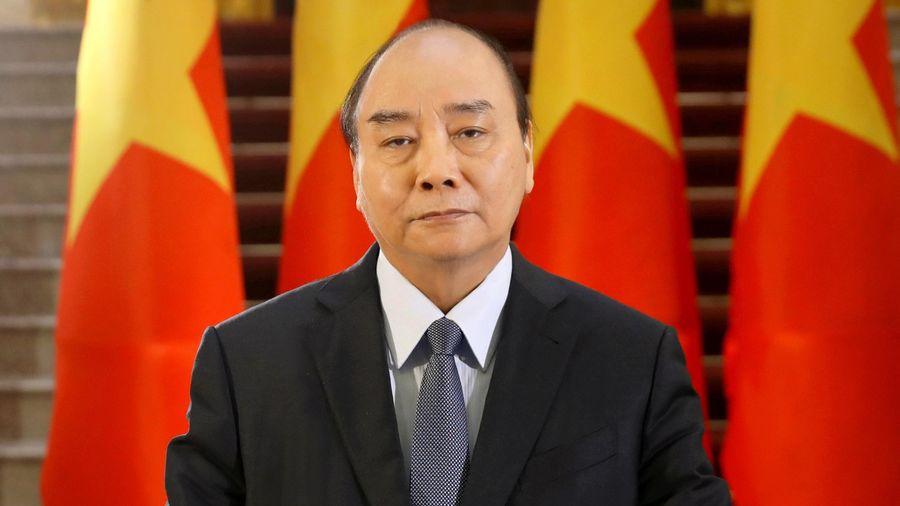 Ông Biden mời Chủ tịch nước Nguyễn Xuân Phúc dự Hội nghị Thượng đỉnh về Khí hậu