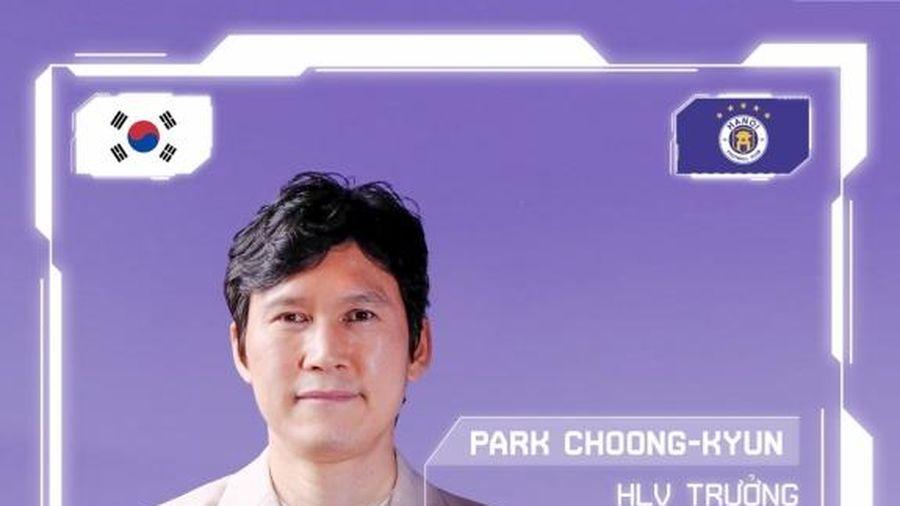 CLB Hà Nội chính thức bổ nhiệm HLV người Hàn Quốc