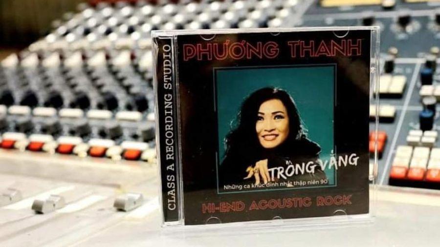 Ca sĩ Phương Thanh trở lại sau 10 năm với đĩa than, băng cối và các bản hit một thời