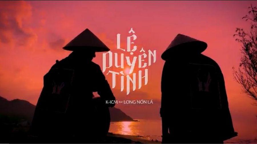 K-ICM kết hợp cùng Long Nón Lá - một giọng ca mới của thị trường nhạc Việt.
