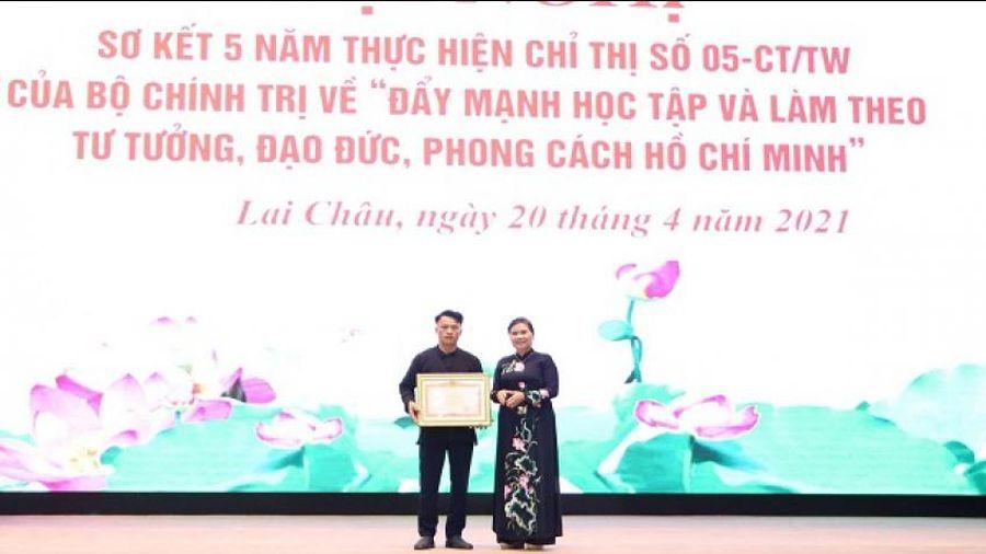 Lai Châu sơ kết 5 năm thực hiện Chỉ thị số 05-CT/TW của Bộ Chính trị