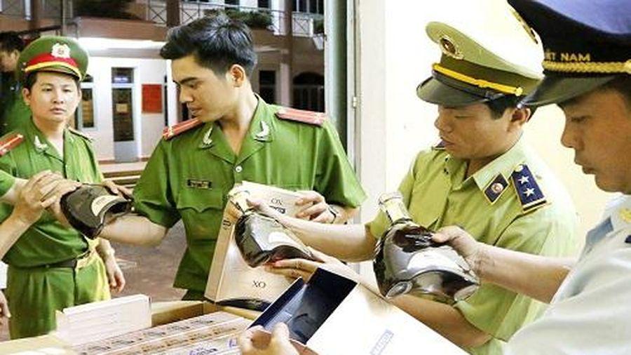 Lật tẩy nhiều chiêu thức buôn lậu, gian lận thương mại mới