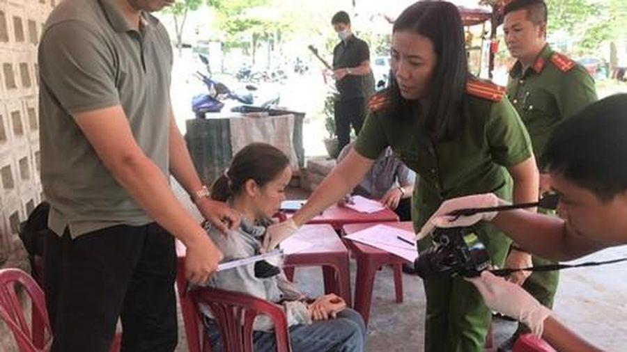 Bắt nữ quái chuyên đưa ma túy từ Quảng Trị vào Thừa Thiên Huế tiêu thụ