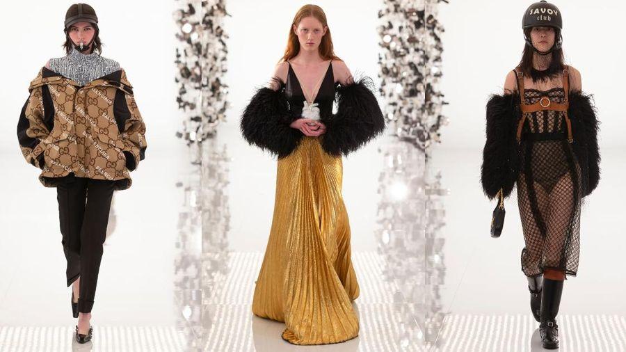 BST Gucci Aria: Cuộc xâm nhập sáng tạo thời trang đột phá của Gucci x Balenciaga