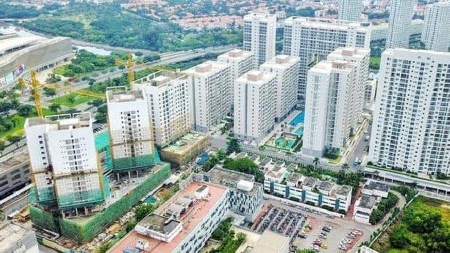 Năm 2022, hơn 30.000 căn hộ tung ra thị trường TP.HCM