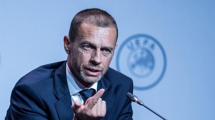 Chủ tịch UEFA tuyên chiến Super League, chỉ trích 6 đội bóng Anh hám tiền