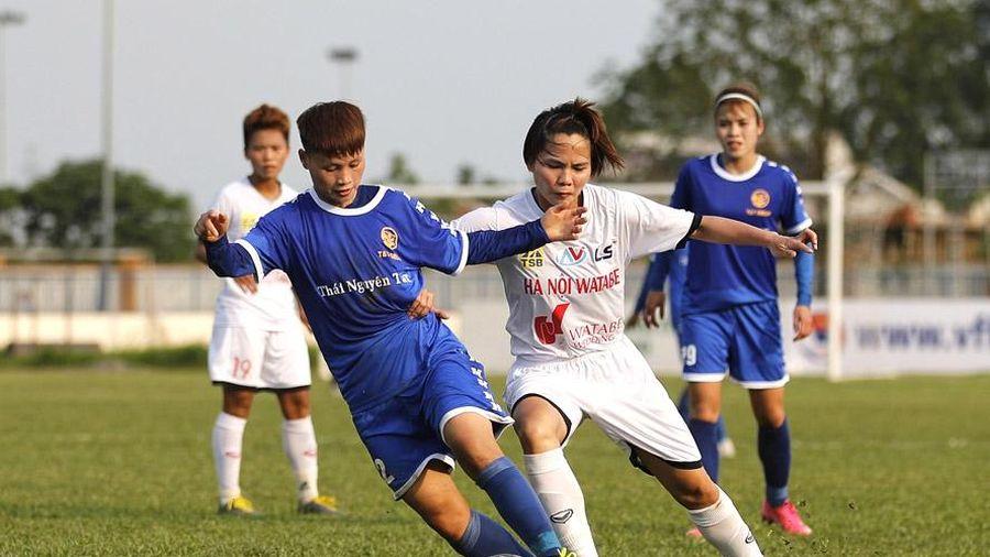 Giải Bóng đá nữ Cúp quốc gia 2021: Hà Nội I Watabe, Phong Phú Hà Nam ra quân thắng lợi