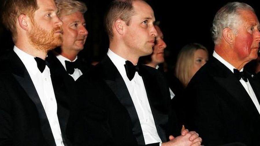 Đây chính là lý do khiến Hoàng tử William mở lời nói chuyện với em trai sau scandal tố tội của Meghan Markle