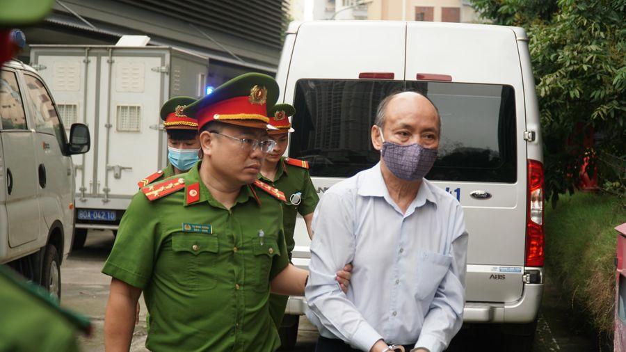 Cựu Tổng giám đốc TISCO lĩnh án 9 năm 6 tháng tù, kiến nghị xem xét trách nhiệm Bộ Công thương
