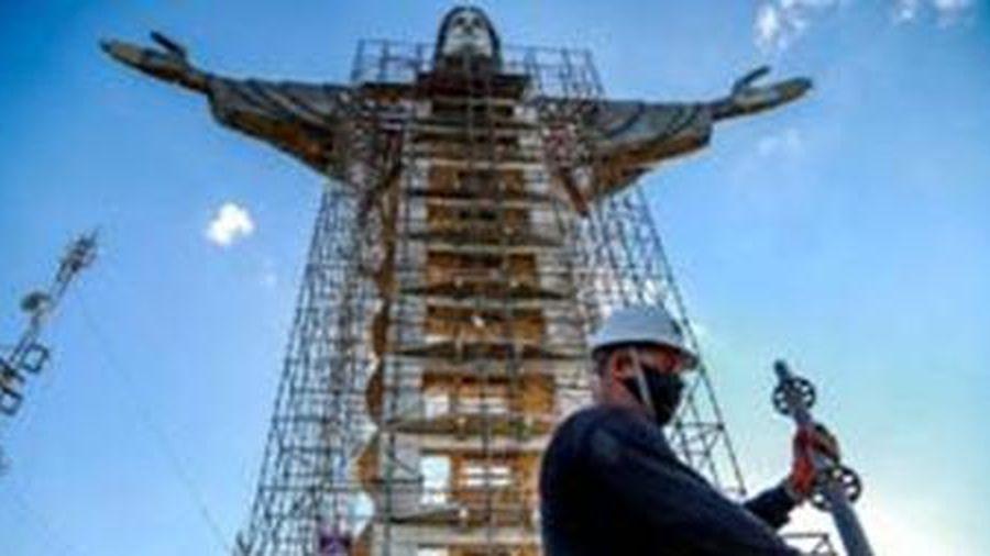 Bức tượng cao nhất Nam Mỹ