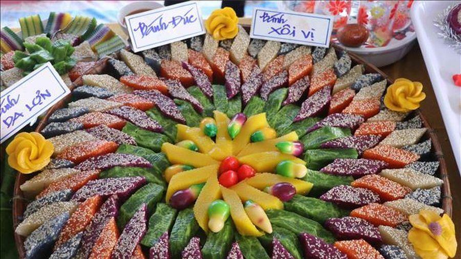 Đậm đà hương vị phương Nam trong Ngày hội Bánh dân gian Nam Bộ