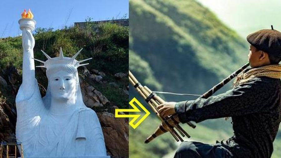 Sau khi cơ quan chức năng vào cuộc kiểm tra, tượng 'Nữ thần Tự do' ở Sa Pa sẽ sửa thế nào?