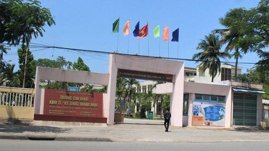 Quảng Nam: Hợp nhất 6 trường cao đẳng, trung cấp thành một