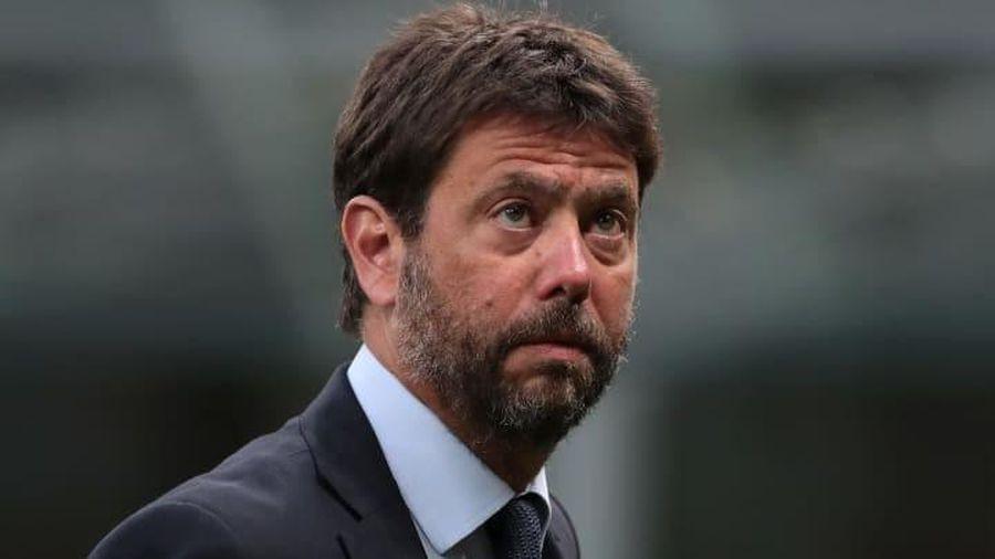 Chủ tịch Juventus bị trừng phạt, chủ tịch PSG lên thay