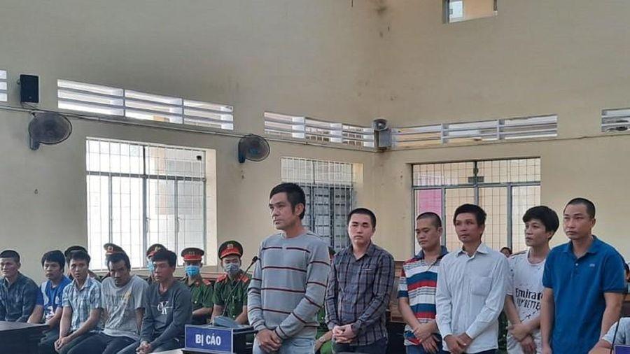 Y án các bị cáo cầm đầu vụ 'siêu trộm tôm' ở Cà Mau