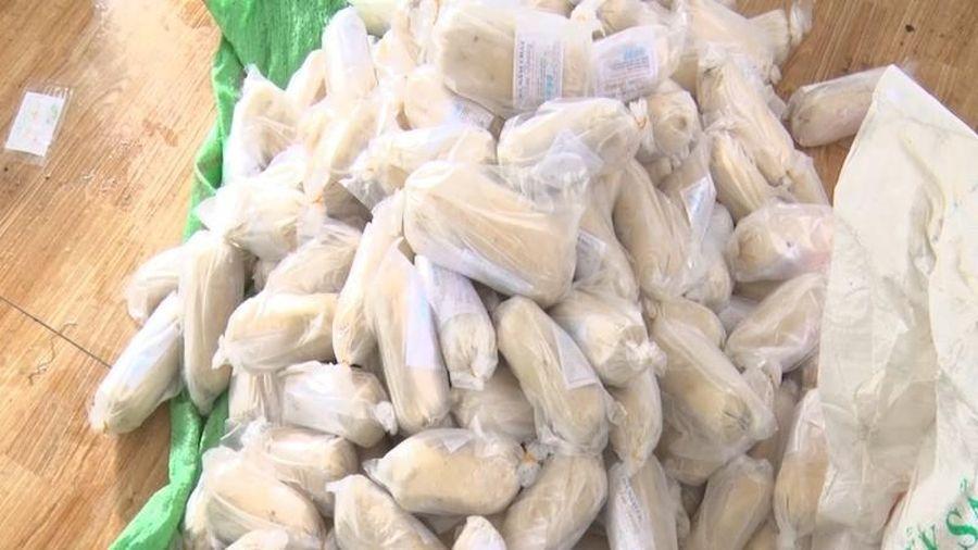 Phát hiện 3 tấn chả chay không đảm bảo an toàn thực phẩm
