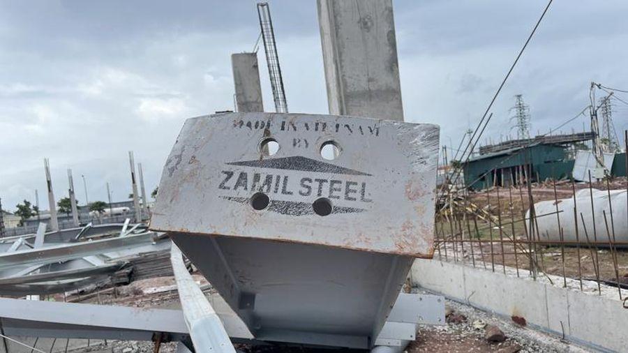 Chủ đầu tư lên tiếng vụ sập nhà xưởng rộng hơn 95.000 m2