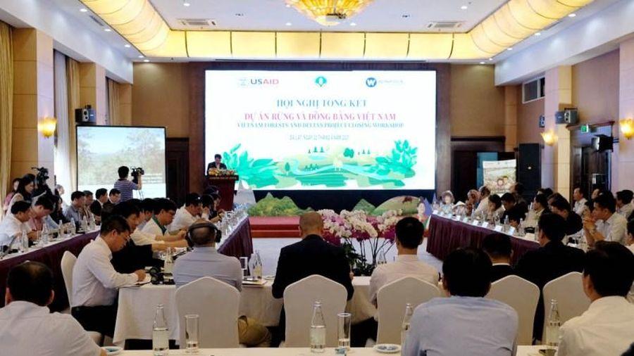 USAID tài trợ hơn 31 triệu USD triển khai dự án về thích ứng biến đổi khí hậu tại Việt Nam