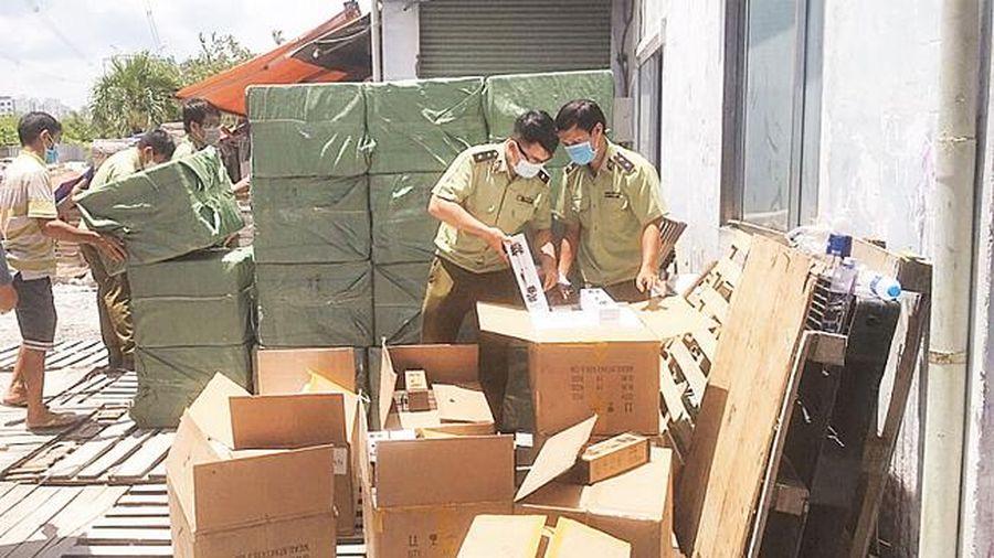 Kiểm soát chặt nạn buôn lậu, gian lận thương mại, hàng giả