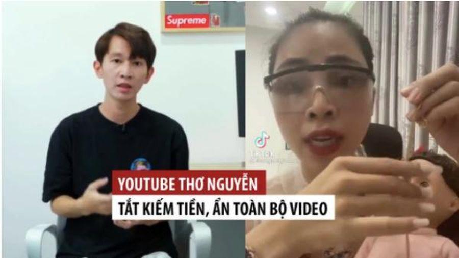 Mở lại video đã ẩn, Thơ Nguyễn chuẩn bị tái xuất?