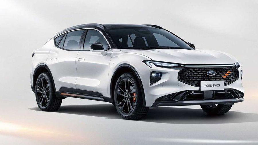 Ford Evos 2022 chính thức ra mắt
