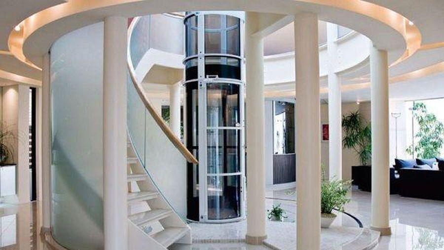 Kích thước thang máy gia đình phổ biến nhất hiện nay là bao nhiêu?