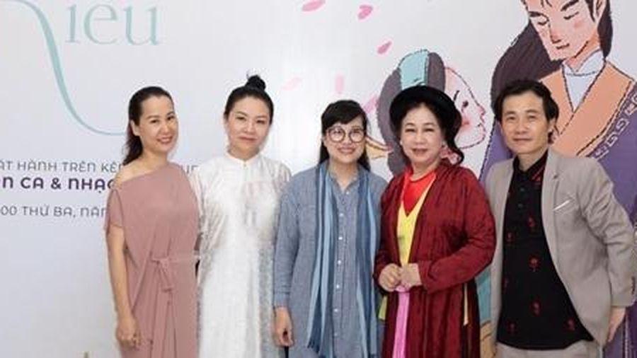 NSND Thanh Hoài: Một thời mê đắm
