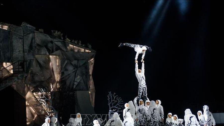 Cirque du Soleil thông báo kế hoạch trở lại sân khấu