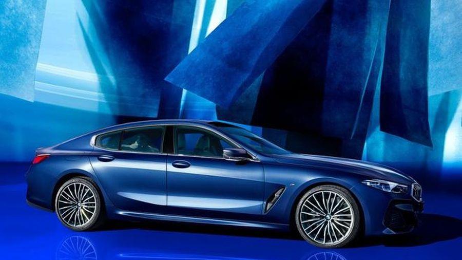 Chi tiết BMW 8-Series Gran Coupe phiên bản đặc biệt mạnh 335 mã lực