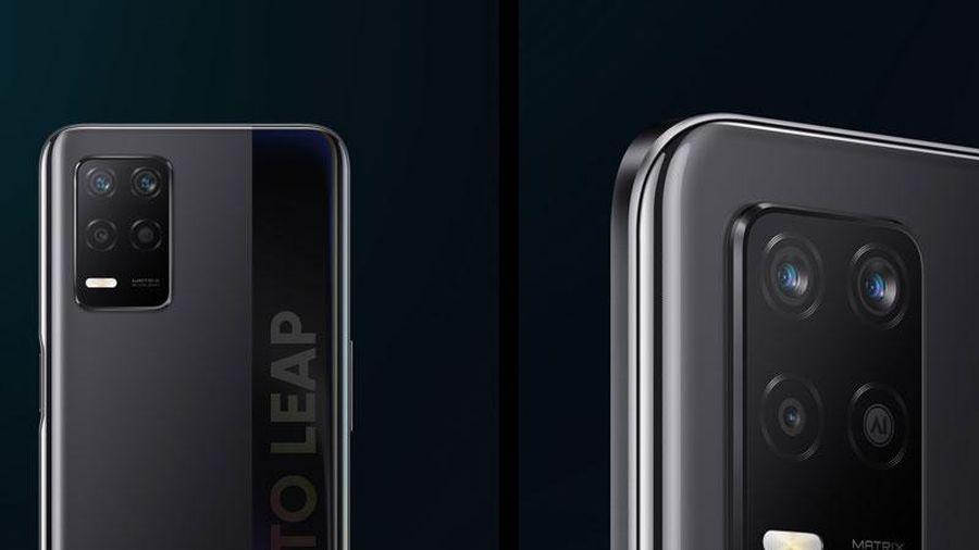 Smartphone chip S750G 5G, RAM 8 GB, pin 5.000 mAh, sạc 30W, màn hình 120Hz, giá gần 5 triệu