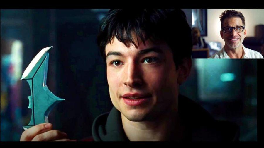 Việc ghi hình bổ sung cho 'Zack Snyder's Justice League' phải làm qua... Zoom do dịch COVID-19